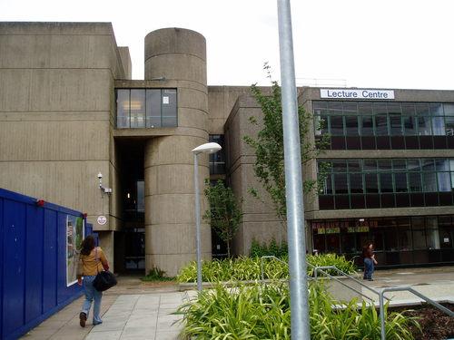 Lecture Centre - Exterior